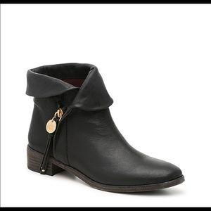 See by Chloe Masha black booties boots
